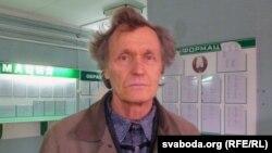 Микола Чарнавус, архіўнае фота