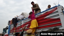 پاکستان کې افغان کډوال