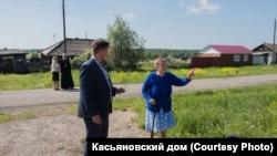 Юрий Пасхальский с Лидией Абраменко