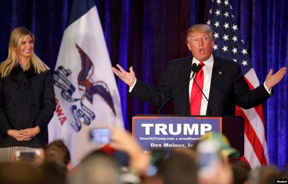ایوانکا ترامپ نقش پررنگی در کمپین انتخاباتی پدرش داشته و بسیاری از وی به عنوان بانفوذترین مشاور رئیس جمهور آینده آمریکا نام می برند.