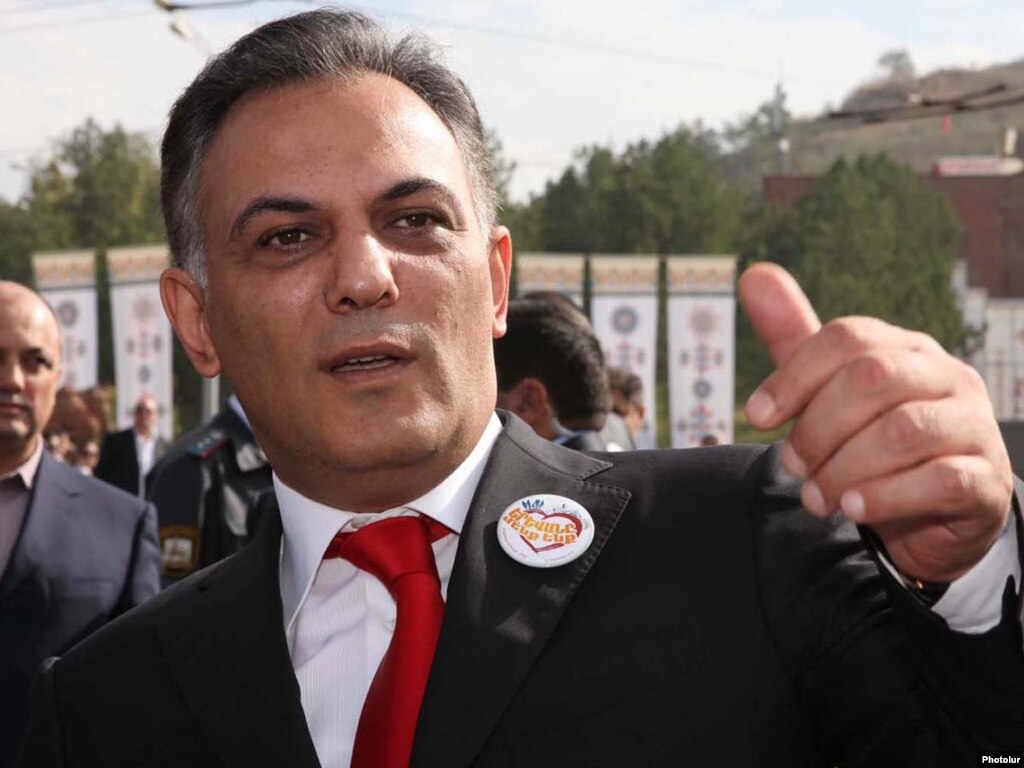 «Ժամանակ». Գագիկ Բեգլարյանը և՞ս կլքի ՀՀԿ-ն