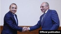 Լուսանկարը՝ Հայաստանի կառավարության տեղեկատվության և հասարակայնության հետ կապերի վարչության