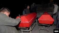 Большинство погибших стариков похоронят там же, в станице Камышеватская