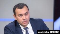 Маркум Темир Жумакадыров.