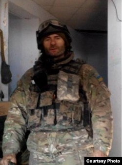 Олег Марінченко у новому терміналі