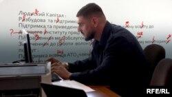 Голова Миколаївської ОДА Олексій Савченко