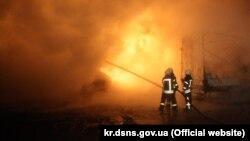 Інцидент стався у Кропивницькому 27 березня близько 20-ї години