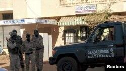 Малийские силовики, архивное фото.