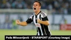 Andrija Živković, FK Partizan