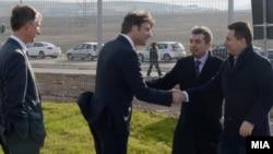 Премиерот со странски инвеститори.