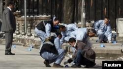 Ankara, 5 mars 2012.