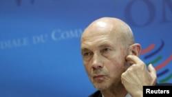 ДСҰ директоры Паскаль Лами.