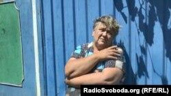 Жінка каже, що все життя працювала в Україні, тому саме ця держава має дати їй «нормальну» пенсію