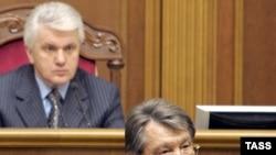 Президент Украины Виктор Ющенко убежден, что только присоединение к НАТО гарантирует целостность страны