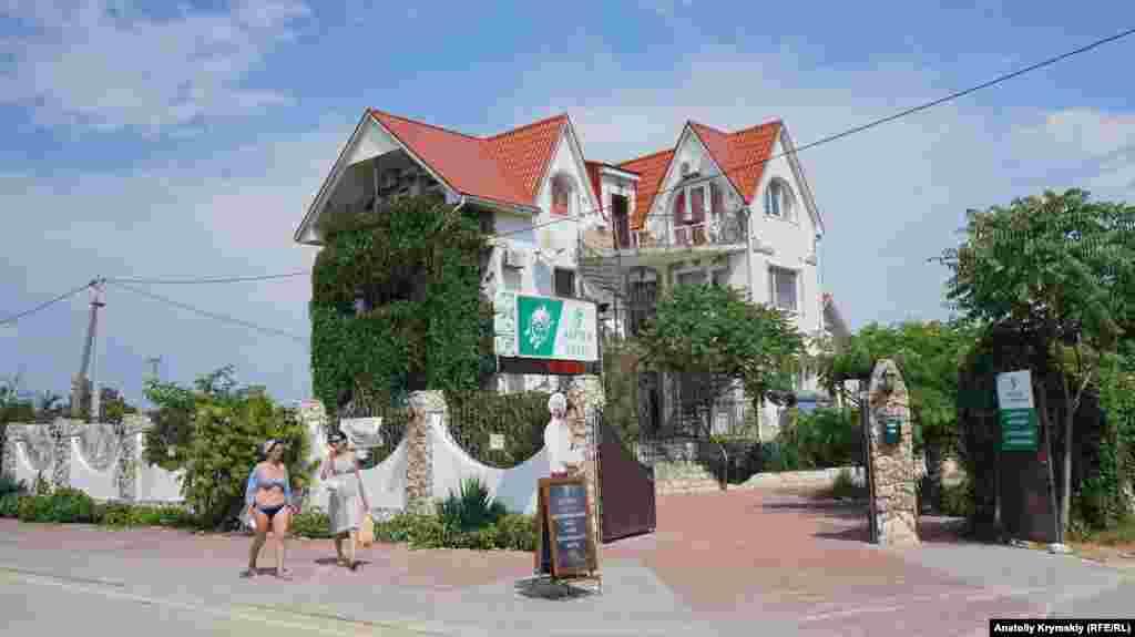 Роскошные мини-гостиницы в селе полупусты