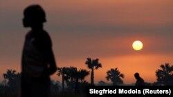 Көньяк Суданда БМОның ризык програмында катнашучы хатын-кыз