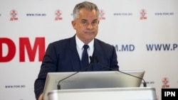 Vlad Plahotniuc, leader of Moldova's ruling Democratic Party, was charged in absentia by Russian investigators this week.