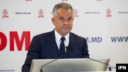 "Vladimir Plahotniuc has been accused of ""capturing"" the Moldovan state."
