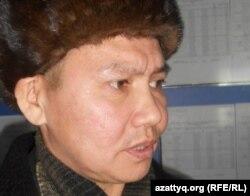 Заңгер Ағызбек Төлегенов. Ақтөбе, 7 желтоқсан 2011 жыл.