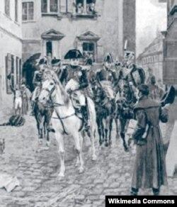 Гегель и Наполеон