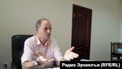 Дибиров Ибрагьим, ДГПУлъул проректор