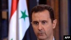претседателот Башар ал Асад
