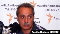Председатель Объединения журналистов Азербайджана «Yeni Nəsil», медиаэксперт Ариф Алиев
