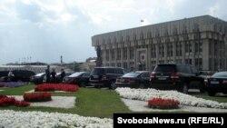 Инаугурация губернатора Тульской области Владимира Груздева