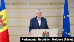 Deputatul Alexandru Slusari (ACUM), Chișinău, 12 iulie 2019