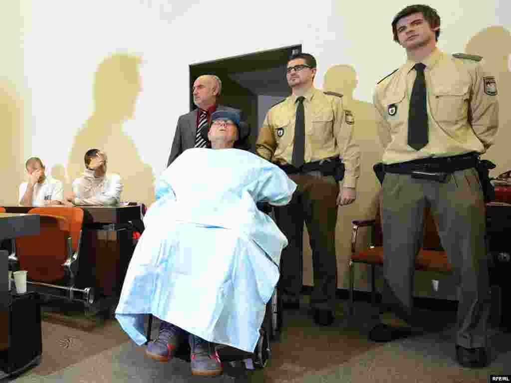 В Мюнхене начался процесс по делу Ивана Демьянюка