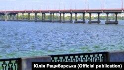 Відремонтований Центральний міст, Дніпро, 13 вересня 2019 року