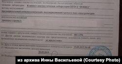 Трамал в акте медосвидетельствования Максима Кокорина из Иркутского психоневрологического диспансера
