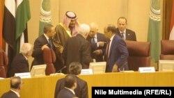 القاهرة 15كانون2 اجتماع وزراء الخارجية العرب