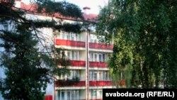 Санаторый «Беларусачка», дзе меркавана 29 ліпеня затрымалі расейскіх баевікоў «ПВК Вагнера»