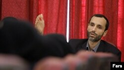 Ish-zëvendëspresidenti i Iranit Hamid Baghaei