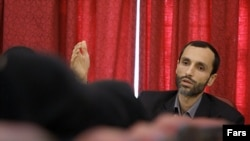 حمید بقایی، معاون اجرایی محمود احمدینژاد، رئیس جمهوری سابق ایران