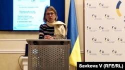 Ріта Кіндлерова, україністка, перекладачка та членкиня Спілки перекладачів Чеської республіки