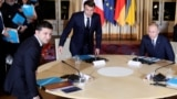 Главное: переговоры Путина и Зеленского