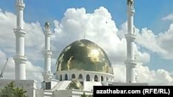 Главная мечеть Мары