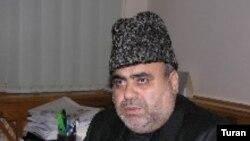 Qafqaz Müsəlmanları İdarəsinin sədri Allahşükür Paşazadə