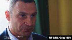 Кличко тоді розповідав, що випадково зустрів Микитася в Неаполі і заплатив за свій чартерний переліт.