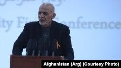 رئیس جمهور غنی کشت، تولید و اعتیاد به مواد مخدر به یک خطر جدی برای افغانستان مبدل شده است