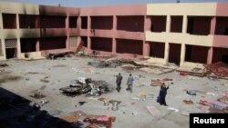 Архивска фотографија: Затворот во Тикрит по бунт на затворениците во март 2011 година.