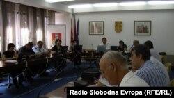Совет на општина Куманово