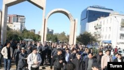 Jurnalistlərin aksiyası, 7 noyabr 2006
