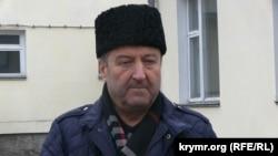 «Qırım Fondu» hayriye teşkilâtınıñ baş madiri Riza Şevkiyev