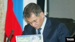 Глава МЧС Сергей Шойгу прибыл в Сочи, чтобы лично следить за ходом операции