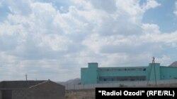 Тюрьма на севере Таджикистана. Архивное фото