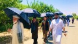 Afghanistan More than two dozen activists of the People's Peace Movement (PPM) embarked on a march of more than 150 kilometers from Helmand's capital Lashkar Gah to Musa Qala..