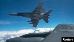Կոալիցիայի մարտական օդանավերը Իրաքի երկնքում, արխիվ